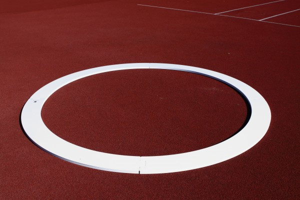 Polanik Steel Conversion Circle for Throwing Circles