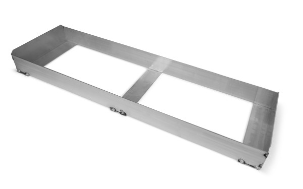 Foundation Tray for Take-Off Boards - 122 x 34 x 10 cm