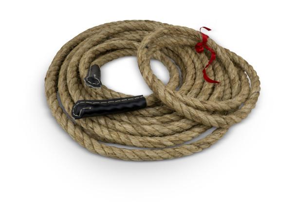 Cuerda de sisal para el juego de la soga - 16 m - 20 mm