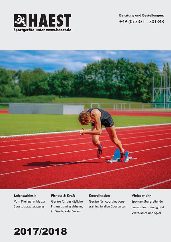 Titelseite des HAEST Katalogs 2017